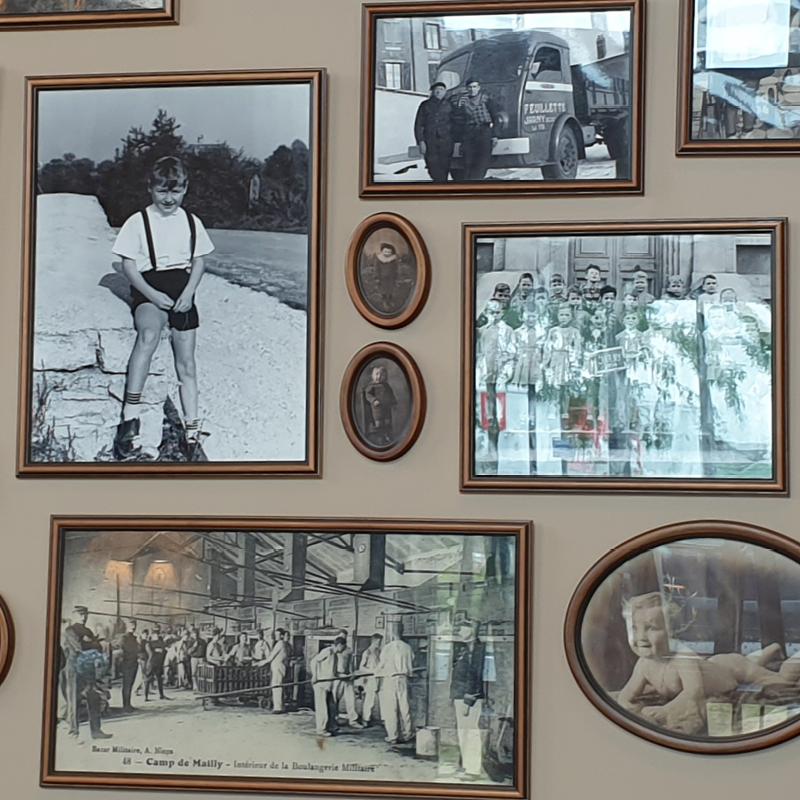 Histoire de la maison Feuillette